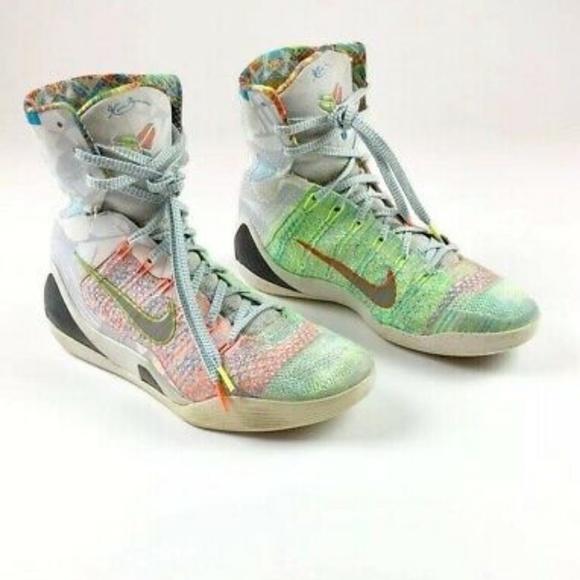 reputable site f740f 7d37c Nike Kobe Elite 9 IX